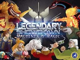 Legendary Showdown: Machines and Magic