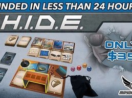 HIDE: Hidden Identity Dice Espionage