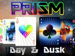 Prism: Day & Dusk Playing Cards