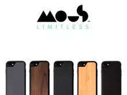 Mous iPhone Cases With Airo Shock Protection