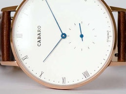 CABARO Swiss Watches - Classic, But Different (KS)