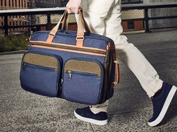 JW WEEKENDER | Your Perfect Travel Partner | 3-bags-in-1