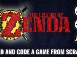 "Anyone Can Be a Game Developer. Build ""The Legend of Zenda""!"