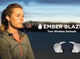 Ember Blaze - True Wireless Stereo Earbuds