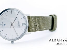Custom Swiss-component Watches from Albany & Co.