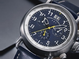 Redefining Swiss Made Pilot Watches by Ferro (KS)