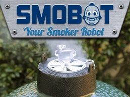SMOBOT Robotic Grill & Smoker Controller