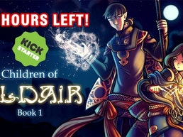Children of Eldair Book 1