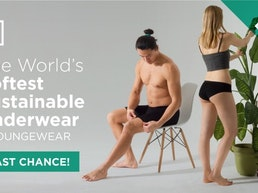 World's Softest Sustainable Underwear & Loungewear