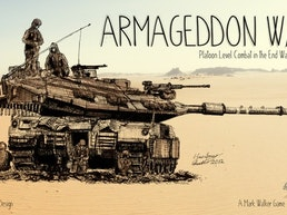 Armageddon War: Armored Combat in the End War