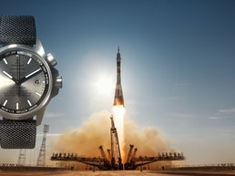 Watches built from spaceborne rockets