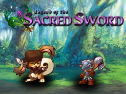 Sacred Sword 32mm Chibi Miniatures