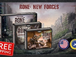 RONE (2nd Edition) & RONE: New Forces