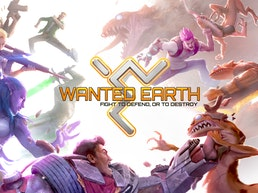 Wanted Earth Miniatures Board Game