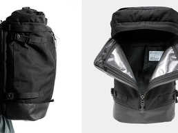 Hideout Pack - The Everyday Commute, Carry, Travel Backpack