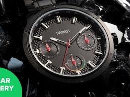 SWINGS – the world's longest lasting hybrid smartwatch