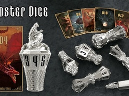 Monster Dice: The Exquisite Collection Metal Crafts