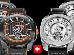 The Greatest Watch in Crowdfunding DWISS R1