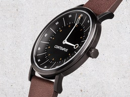 CONTEMPUS – ultimate designer watch with a cosmopolitan idea
