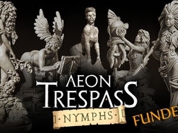 Aeon Trespass: Nymphs