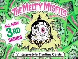 The Melty Misfits: Series 3