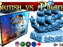 British vs Pirates Vol 2