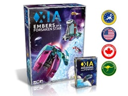 Xia: Embers of a Forsaken Star and Xia: Missions and Powers