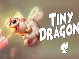 Tiny Dragons Art Project
