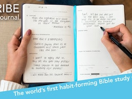 SCRIBE Bible Journal - Get Your Quiet Times Done
