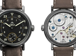 ARMA watch — a modern take on the classic military timepiece