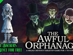 The Awful Orphanage