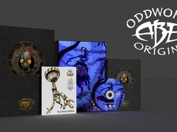 Oddworld: Abe's Origins - Book & Game Collection