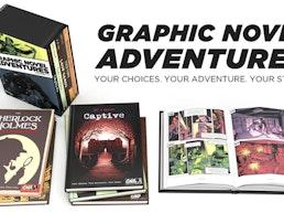 Graphic Novel Adventures