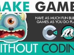 Learn to make games without coding in Construct 3