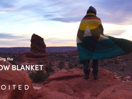 The Pillow Blanket by Voited