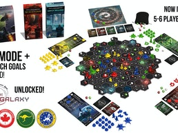 Small Star Empires 2nd Edition + Two Expansions