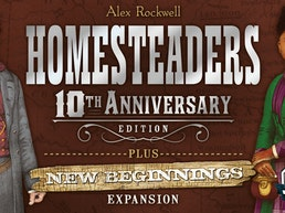 Homesteaders 10th Anniversary