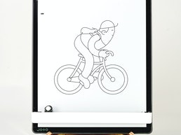 Joto - the robotic drawing board
