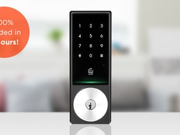 KeyWe : THE SMARTEST LOCK EVER!