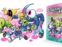Cthulhu Kids- All Ages Cosmic Terror & Mythos Madness