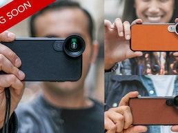 LEMURO: Transform Your Smartphone Into A Powerful Camera