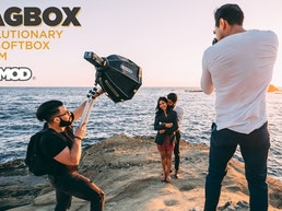 MagBox, MagShoe, MagRing—Revolutionary New Softbox System