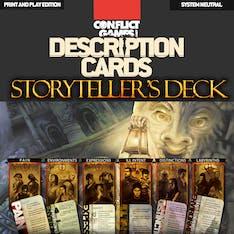CrowdOx - MAGIC DESCRIPTION CARDS