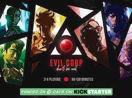 Evil Corp: A Boardgame of Evil Billionaires