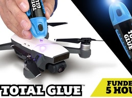 Total Glue – Cures at the Speed of Light
