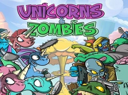 UNICORNS AND ZOMBIES - Lose Friends. Gain Allies. Play Cards