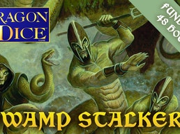 Dragon Dice - Swamp Stalkers (reprint)