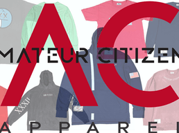Amateur Citizens Streetwear Apparel