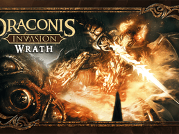 Draconis Invasion: Wrath - Dark Fantasy Deck-Building Game