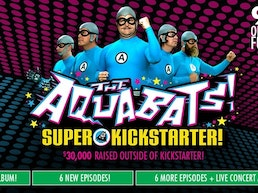 Bring Back THE AQUABATS!